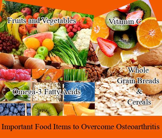 Food Items to Avoid Osteoarthritis